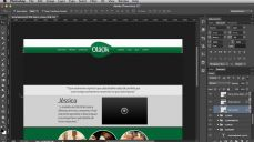 Curso de Design de Layouts com Photoshop CC