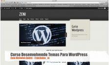 Curso Desenvolvendo Temas para WordPress
