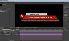 Curso de After Effects e Premiere CC - Criando Legendas Animadas