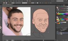 Curso de Illustrator CC - Transformando Fotos em Cartoon