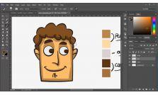 Curso de Photoshop - Criação e Animação de Personagem Simples