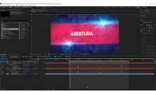 Curso de After Effects CC Avançado - Optical Flares