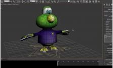 Curso de 3D Studio Max - Personagens para Games
