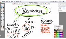 Curso de SketchBook PRO - Criação de Personagens e Mascotes